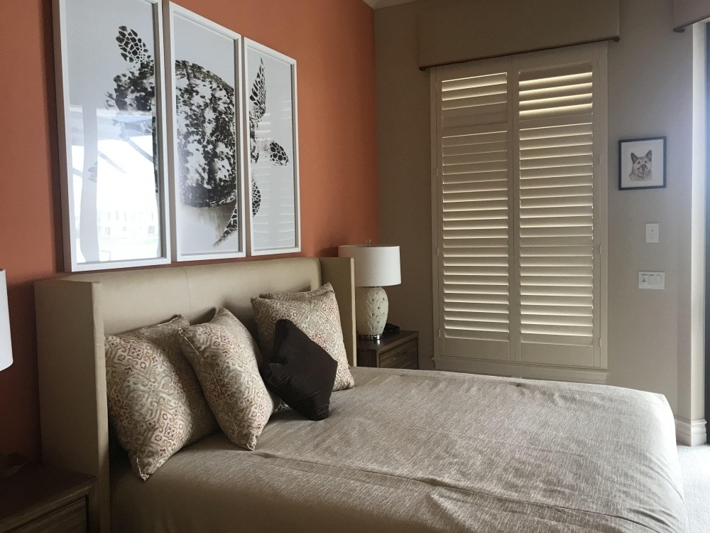 Bedroom in Naples, FL