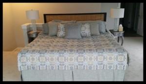 Master Bedroom Bed